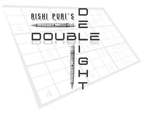 Double Delight - LMI February Sudoku Test